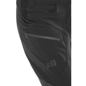 Millet W's Trekker Stretch Pants noir/tarmac
